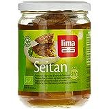 Lima Seitan Bocal Nouvelle Recette Bio 250 g - Lot de 2