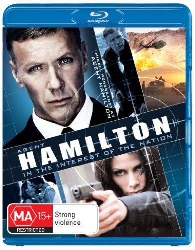 Agent Hamilton - Im Interesse der Nation / Hamilton: In the Interest of the Nation (2012) ( Hamilton: I nationens intresse ) [
