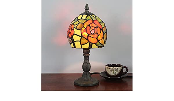 Tiffany Lampen Outlet : Hdo zoll kreative orange rose pastoral minimalistische tiffany