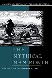 The Mythical Man Month: Essays on Software Engineering (0201835959) | Amazon price tracker / tracking, Amazon price history charts, Amazon price watches, Amazon price drop alerts