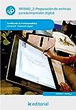 Preparación de archivos para la impresión digital