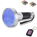 Best Cat Urine Removers - Yosky UV Flashlight Blacklight Scorpion for Checking Money Review