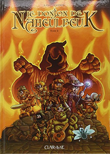 Le Donjon de Naheulbeuk, tome 2 : Première saison, partie 2 par John Lang