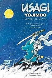 Usagi Yojimbo Volume 8: Shades of Death (2nd Edition) (Usagi Yojimbo Usagi Yojimbo) by Stan Sakai (2010-12-21)