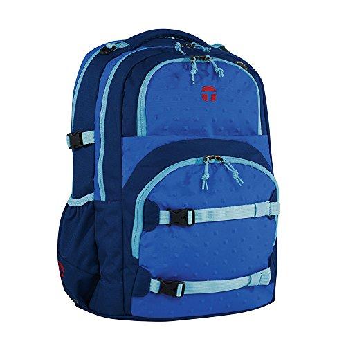 Take It Easy Schulrucksack OSLO-FLEX Zoom blue...
