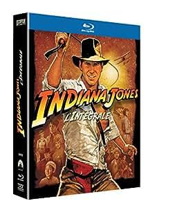 Indiana Jones : L'intégrale blu-ray