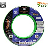 """Mitras Multipurpose Hose For Floor Care 1/2"""" (12.5mm ID) Bore Size 50 Ft (15 Mtr) - ISI Marked 3 Layered Hose Pipe"""