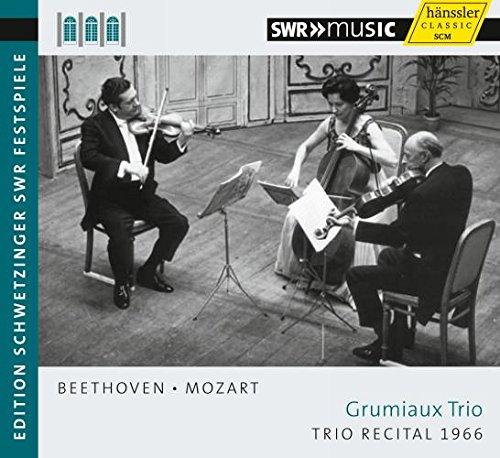 Preisvergleich Produktbild Trio Recital 1966