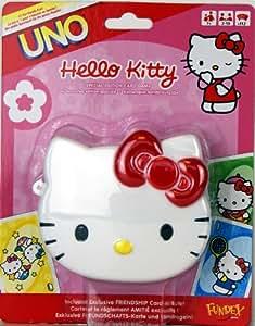 Uno - 1921 - Jeux De Cartes -  Uno Hello Kitty