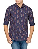 Freehand Men's Casual Shirt (FHS105-Feat...