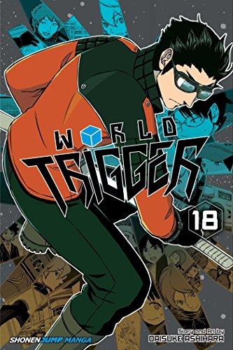 World Trigger, Vol. 18 por Daisuke Ashihara