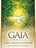 Gaia Oracle: Guidance, Affirmations, Transformation Book and Oracle Card Set