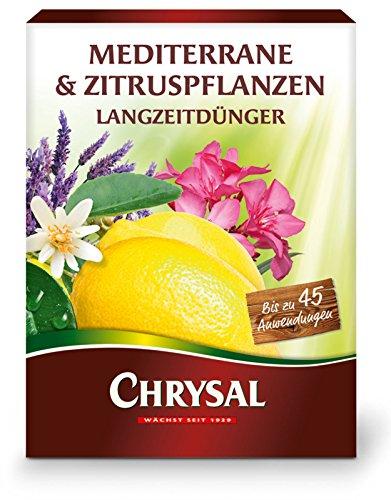 Chrysal Mediterrane & Zitruspflanzen Langzeitdünger 900 g