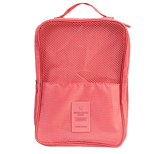 Smartstar - Portatrajes de viaje Rosa rosa carry-on