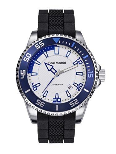 Reloj de Pulsera Viceroy 432879-07 Real Madrid Hombre.