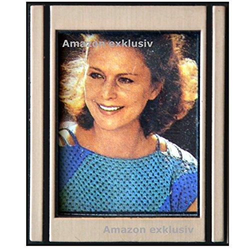 Preisvergleich Produktbild Historischer KFZ Fotorahmen Bilderrahmen 1978 mit Halterung
