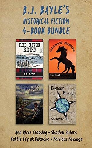 BJ Bayle's historical fiction 4-book bundle