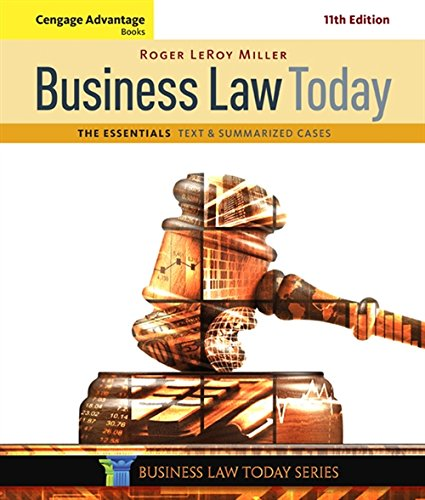 Pdf download cengage advantage books business law today the pdf download cengage advantage books business law today the essentials text and summarized cases mindtap course list best book by roger miller fandeluxe Choice Image