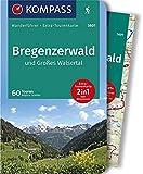 Bregenzerwald und Großes Walsertal: Wanderführer mit Extra-Tourenkarte 1:40.000, 60 Touren, GPX-Daten zum Download (KOMPASS-Wanderführer, Band 5601) - Brigitte Schäfer
