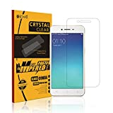 Oppo Neo 7 Screen Protector, elove Oppo Neo 7 Crystal Clear 9HD Flexible Tempered Glass Anti-scratch/Bubble proof/shock proof with Oleophobic Coating Screen Guard for Oppo Neo 7