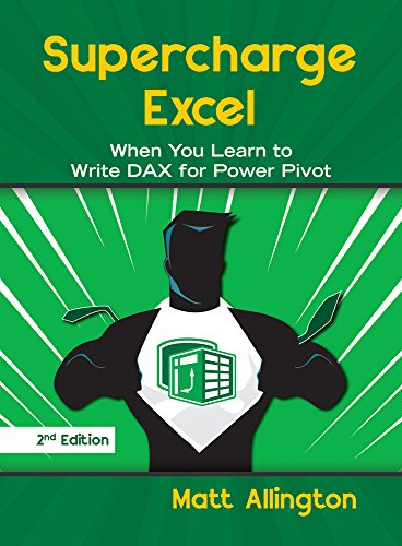 Supercharge Excel: When you learn to Write DAX for Power Pivot (Spreadsheet-modellierung)