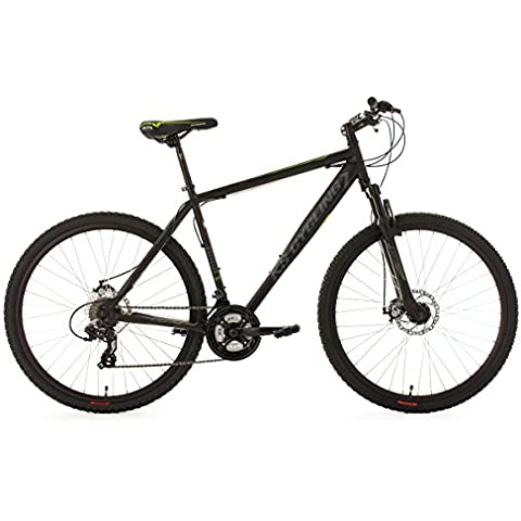"Mountainbike Hardtail Mtb 27.5"" Heist Nera 46 Cm Ks Cycling"