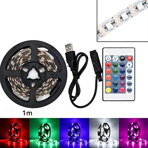 Fossrn LED Tira USB 0.5M/1M/2M