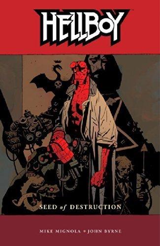 Hellboy Volume 1: Seed of Destruction: Seed of Destruction v. 1 (Hellboy (Dark Horse Paperback)) by Mignola, Mike, Byrne, John (2004) Paperback