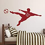 Best Camiones Boy - Football Personalized Name & Number Vinyl Home Decor Review