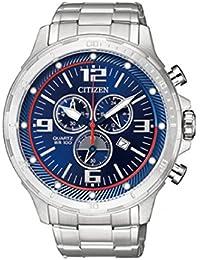 Citizen Analog Blue Dial Men's Watch-AN7120-87L
