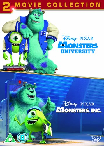 Image of Monsters, Inc./Monsters University Collection [DVD] [2001]