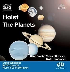 Planets, The, The Mystic Trumpeter (Lloyd-Jones, Rsno)