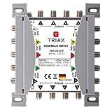Triax TMS 508 CE P Netzeil, 5 Eingänge, 8 Ausgänge weiß