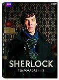Sherlock - Temporadas 1 Y 2 DVD en Castellano - España