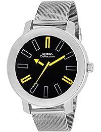 Oreca Analogue black Dial Men Watch gt9011