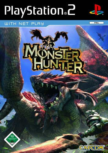 Monster Hunter (Monster Hunter Für Ps2)