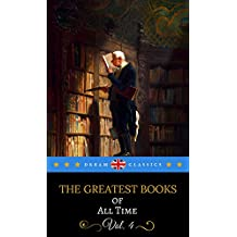 The Greatest Books of All Time Vol. 4 (Dream Classics)
