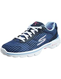 Skechers Go Walk 3 - Fitknit - Zapatillas de Deporte para Mujer