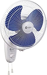 Orient Electric Wall-11 300mm Wall Fan (Crystal White)