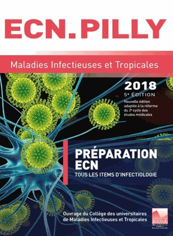 ECN Pilly : Maladies infectieuses et et tropicales