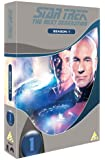 Star Trek The Next Generation - Season 1 (Slimline Edition) [DVD]