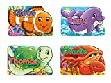 Mini Library Board Books Set - 4 Shaped - Best Reviews Guide