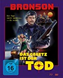Das Gesetz ist der Tod (Mediabook + DVD) (Cover A) [Blu-ray]