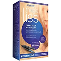 Embelleze Magic Liss Matizador - Kit de Alisado Brasileño ...