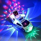 Luccky Divertente Capretto Elettrico Giocattolo Auto per Bambini Giocattoli trasformatori Robot per Auto rc Dual modalità acrobazie Auto Arrampicata su Parete Funzione Veicolo Elettrico Suono FX luci
