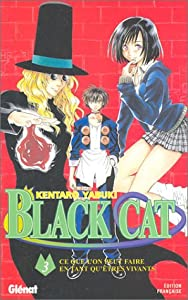 Black Cat Edition simple Tome 3