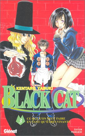 Black Cat, Tome 3 : par Kentaro Yabuki