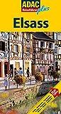 ADAC Reiseführer plus ADAC Reiseführer plus Elsass: Mit extra Karte zum Herausnehmen - Hans Gercke