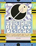 Original Art Dec Designs: 72 Plates