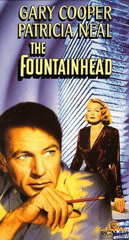 fountainhead-vhs-import-usa